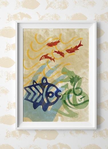 Balık Poster-Fabl